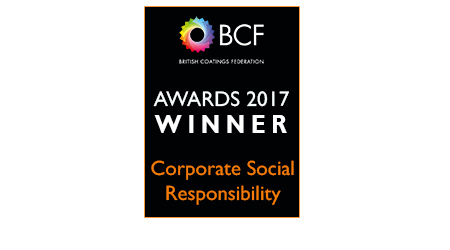 BCF CSR Awards Winners
